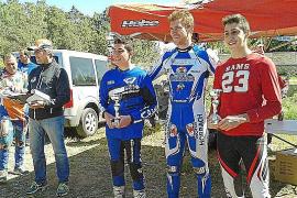 Horrach y Toni Salas vencen en Sant Josep