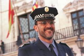 EL COMISARIO JOAN MIQUEL MUT, NUEVO JEFE DE LA POLICIA LOCAL DE PALMA