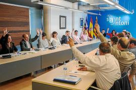 Sant Antoni rechaza por unanimidad el proyecto hotelero previsto en sa Conillera