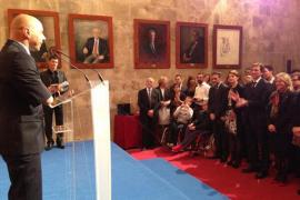 Xavi Torres honra al Cornelius Atticus