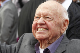 Fallece el actor Mickey Rooney a los 93 años