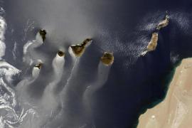 Una fotografía de Canarias desde el espacio, mejor imagen del año de la NASA