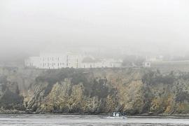 La niebla obliga a desviar cuatro vuelos a Eivissa a otros aeropuertos
