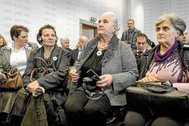 Las 'madres de Srebrenica' demandan al Estado holandés