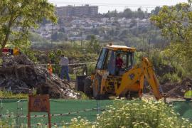 Encuentran restos óseos en la finca donde se busca a Marta del Castillo