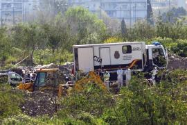 El abuelo de Marta del Castillo: «Parece ser que son restos humanos»