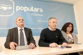 El PP vuelve a votar en contra de paralizar los sondeos, pero esta vez con el apoyo de los populares de Eivissa