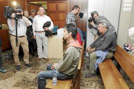 La Guardia Civil asegura que el apicultor admitió al principio haber causado el incendio de Morna