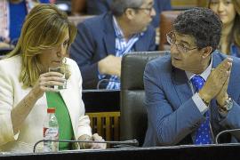 PSOE e IU no logran un acuerdo para evitar la ruptura del pacto en Andalucía