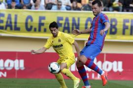 El Villarreal doblega al Levante con un gol sobre la bocina