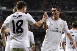 Di María guía al Madrid antes de la Copa