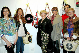 Margarita Riutort, con sus nuevos diseños de bolsos