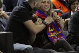 Shakira cree que Piqué será presidente del Barça y ella, primera dama