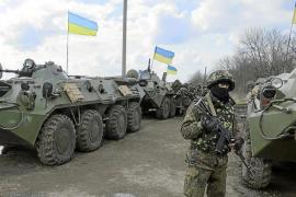 El Ejército de Ucrania inicia su ofensiva contra los rebeldes prorrusos