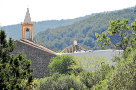 El Obispado derriba la obra ilegal realizada en la casa parroquial de Sant Joan