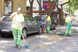 La oposición de Vila pide más tiempo para presentar alegaciones al pliego de limpieza