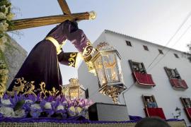 El fervor de Semana Santa se despide de Vila