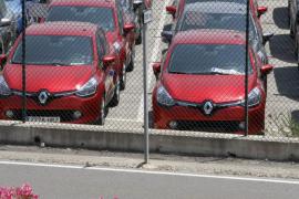 Los 'rent a car' se quejan de que la Semana Santa no ha cumplido las expectativas
