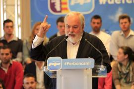 Cañete, en Mallorca, «en estas elecciones hay que trabajar para que no se repita el pasado»