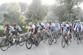Ismael Parrilla logra el bronce en la titánica Vuelta a Mallorca