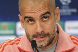 """Guardiola: """"He leído que el Madrid ya está en la final y que la ganó"""""""