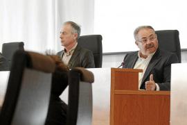 PP y PSOE-Pacte reclaman al Govern más medios aéreos contra el fuego en la isla