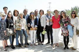 Inauguración del restaurante 'Sí Es Baluard'