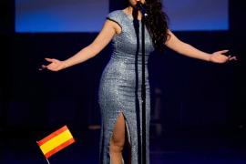 La representante española en Eurovisión, Ruth Lorenzo, ingresada por agotamiento