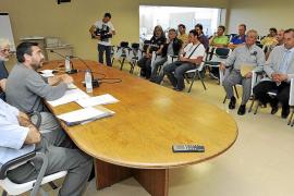 Nace ATTIE, una nueva asociación de taxistas que defiende que el servicio sea insular y no municipal