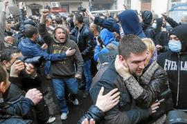 La policía de Ucrania libera a 67 prorrusos detenidos en los disturbios de Odesa