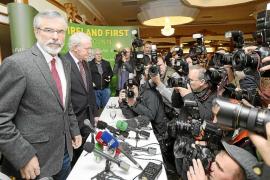 Gerry Adams queda en libertad sin cargos tras cuatro días detenido