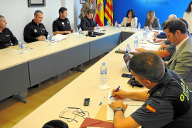 Los operativos de la Policía Local de Sant Antoni y la Guardia Civil se multiplican por seis