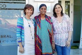 «Las mujeres están discriminadas en todos los países, pero todavía más en la India»