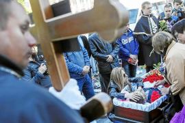 Las elecciones en Ucrania enfrentan a EEUU y la UE con Rusia