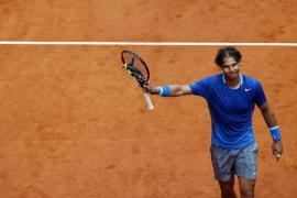 Nadal aplasta a Mónaco en su debut en Madrid