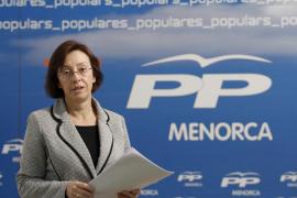 La senadora del PP Menorca justifica su voto a favor de las prospecciones