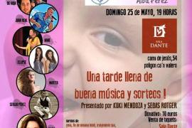 Concierto solidario a favor de la lucha contra el cáncer infantil