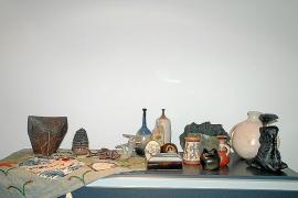 Clausura de la muestra 'El somni de l'illa blanca: vides artesanes a Eivissa'