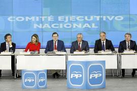 Los senadores díscolos se enfrentan a una sanción del PP de hasta 1.950 euros