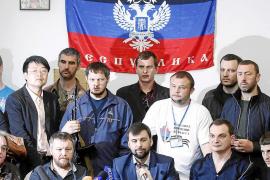 Los prorrusos de Ucrania desoyen a Putin y harán el referéndum de secesión