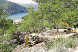 Medi Ambient estudia la propuesta para construir 30 casas en Benirràs