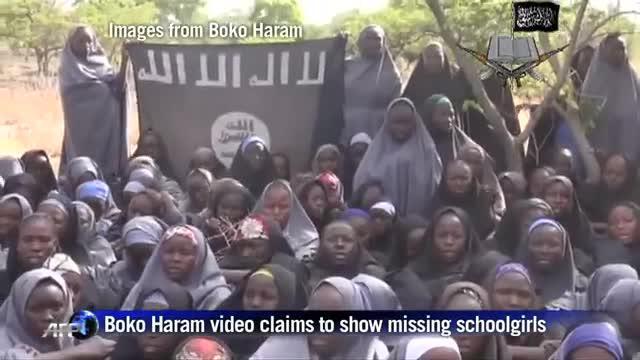 El líder de Boko Haram pide cambiar a las niñas por prisioneros