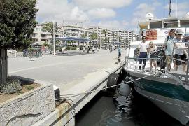 Reparada la avería de la depuradora de Vila que provocó vertidos de aguas fecales al puerto