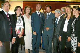 Medalla de oro a Josep Oliver