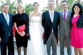 Boda de. Bartomeu Ramis y Rosa Molina