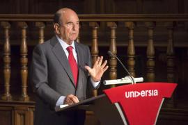 Botín destaca el papel de las universidades como «palanca» para la creación de empleo