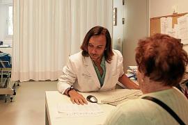 Los pacientes con cáncer de Formentera ya reciben tratamiento en el  hospital  de la Isla