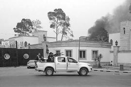 Dos milicias armadas ocupan el Parlamento de Libia en Trípoli