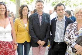Inauguración de los Wine Days Mallorca en Binissalem