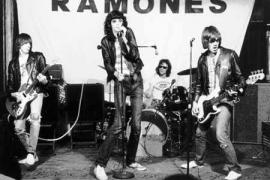 Banda de punk rock Ramones